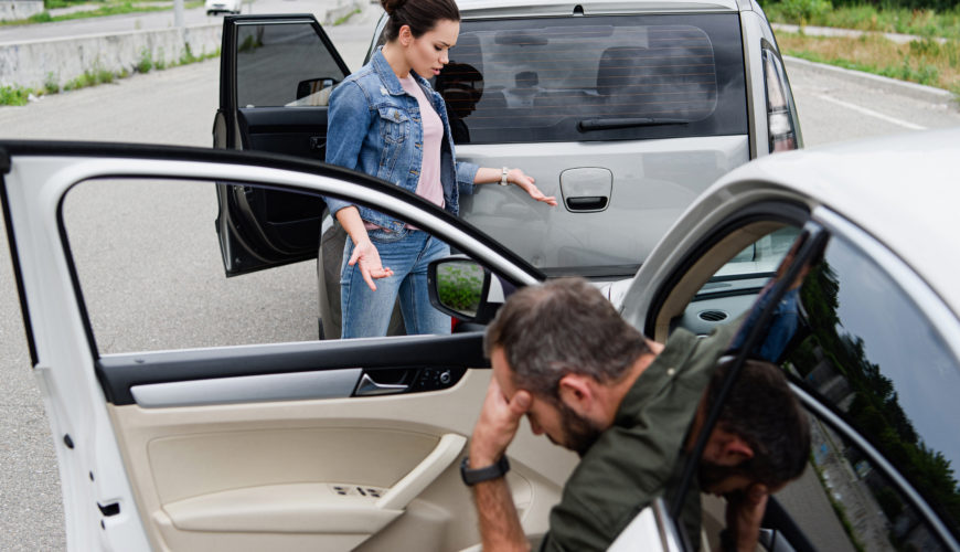 Who Pays for Damage After a Rental Car Accident